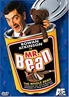 Mr Bean - The Whole Bean Complete Set from A&E Home Video