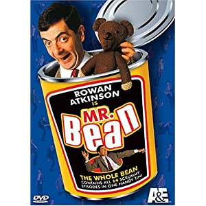 Mr. Bean - The Whole Bean (Complete Set) movie