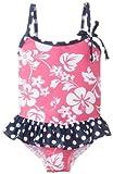 Flap Happy Baby-Girls infantil Upf 50+ falda Bañador, rosa, 12Meses Color: Pink Paradise Tamaño: 12Meses (Baby/Babe/Infant-Little Ones)