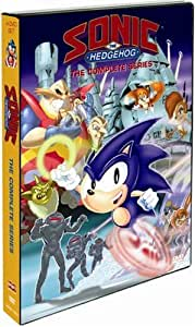 Sonic The Hedgehog - The Complete Series [Import]