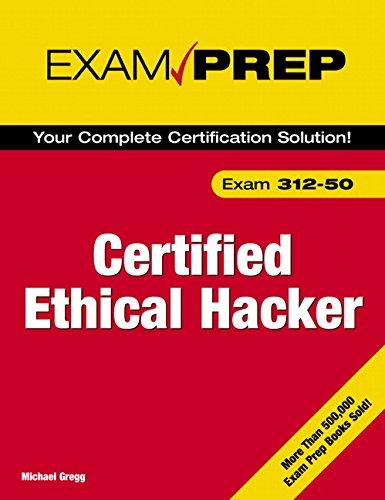Certified Ethical Hacker Exam Prep