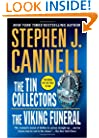 The Tin Collectors; The Viking Funeral (Two Books for the Price of One: Shane Scully Novels)