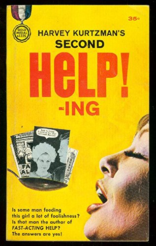second-help-ing-paperback-1962-harvey-kurtzman-elder-ro-fn