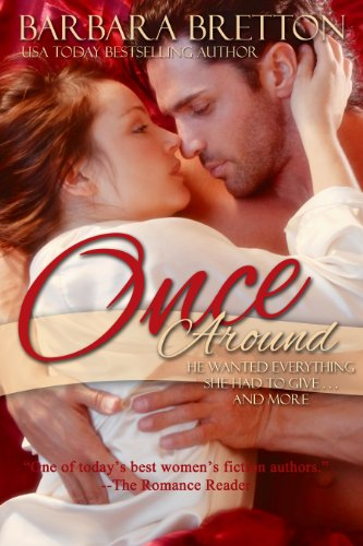 Get Your Summer Sizzling With a Hot, Sexy Read – Barbara Bretton's USA Today Bestseller Once Around … Now $2.99 on Kindle