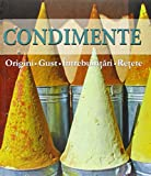 img - for Condimente (Romanian Edition) book / textbook / text book