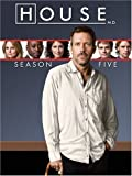 House: Season Five (5pc) (Ws Sub Ac3 Dol Dig) [DVD] [Import]
