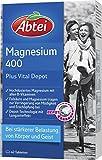 Abtei Magnesium Plus mit Extra-Vital-Depot