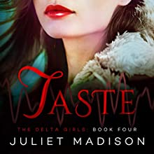Taste Audiobook by Juliet Madison Narrated by Brittany Pressley