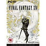 Final Fantasy XIV - Collectors Edition (PC DVD)by Square Enix