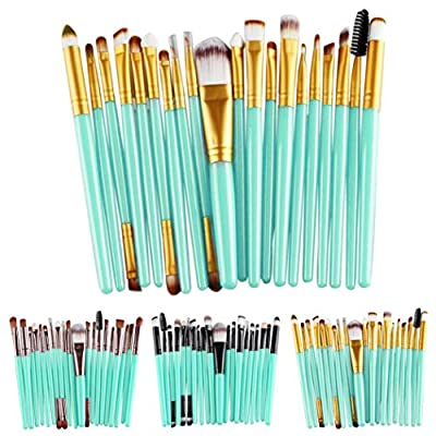 Best Cheap Deal for Cinidy 20 pcs Makeup Brush Set tools Make-up Toiletry Kit Wool Make Up Brush Set from Cinidy - Free 2 Day Shipping Available