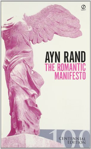 The Romantic Manifesto: A Philosophy Of Literature; Revised Edition (Signet Shakespeare) front-517688