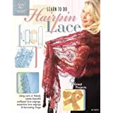 Learn to Do Hairpin Lace (Annie's Attic: Crochet) ~ DRG Publishing