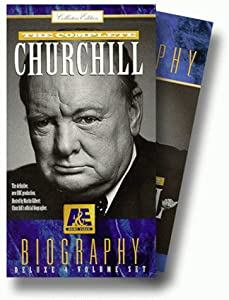 Biography - The Complete Churchill [VHS]
