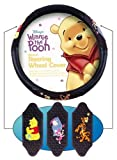 51FXFN56R9L. SL160  Winnie The Pooh And Friends Steering Wheel Cover