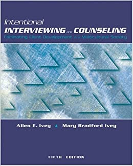 intentional interviewing and counseling Test bank for intentional interviewing and counseling 8th edition ivey instant download and all chapters are included download sample 1 download sample 2.
