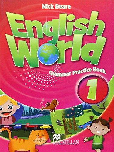 ENGLISH WORLD 1 GPB (Grammar Pract.Book)