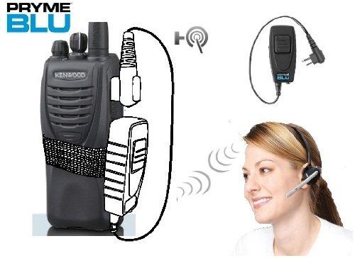 Pryme Bt-501 Kenwood Tk Protalk Headset Bluetooth Adapter