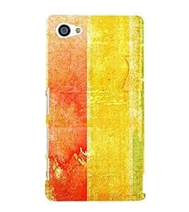 EPICCASE great splash Mobile Back Case Cover For Sony Xperia Z5 Mini / Z5 Compact (Designer Case)