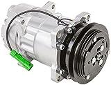 Brand New Premium Quality Ac Compressor & A/C Clutch For Jaguar Vanden Plas & Xj - BuyAutoParts 60-01264NA New