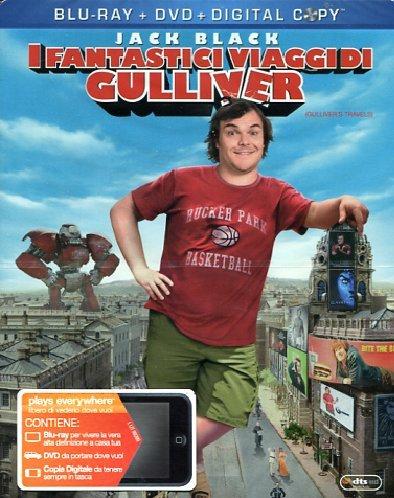 Jack Black- Gulliver's Travels (Blu-Ray+Dvd+Digital Copy)