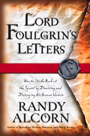 Image for Lord Foulgrin's Letters