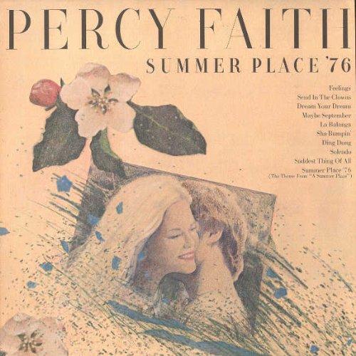 Percy Faith: Summer Place '76 [Vinyl LP] [Stereo]