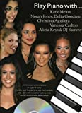 Play Piano With... Katie Melua, Norah Jones, Delta Goodrem, (Book & CD)
