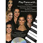 Play Piano with Katie Melua, Norah Jones Etc. (Play Piano With) book cover
