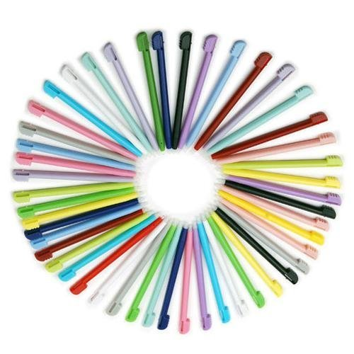 10 x Random Colors Touch Stylus Pen For NDS NINTENDO DS LITE Cellphone