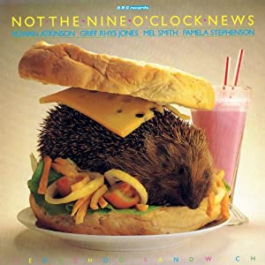 Not the Nine O'Clock News: Hedgehog Sandwich (VintageBeeb) | [BBC Audiobooks]