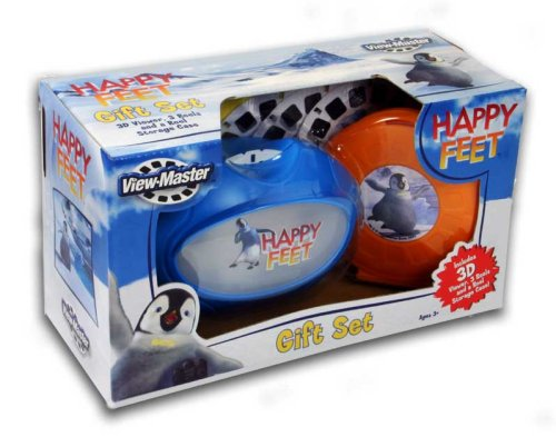 Buy View-Master Happy Feet Gift Set