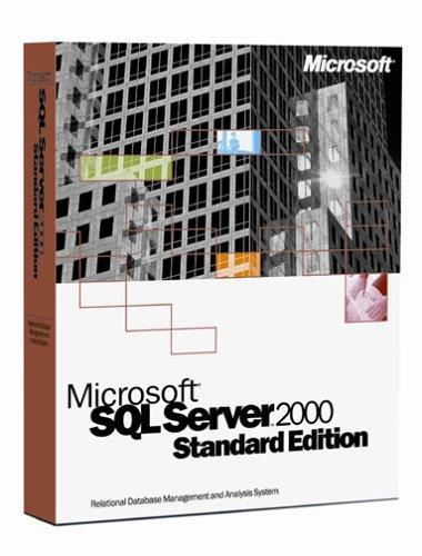 Microsoft SQL Server 2000 Standard Edition (5-CLIENT)