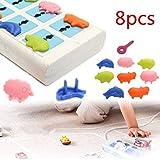 Saver 8pcs US Dosen Stecker Baby Kind Kinder Outlet Schutz Sicherheits Electric Power tierische nette Riegel Verschluss Funktionen Abdeckung
