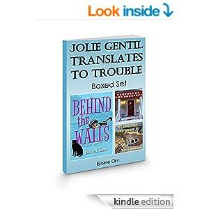 Jolie Gentil Translates to Trouble: Boxed Set: Books
