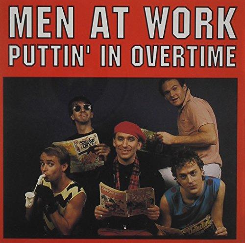 Men at Work - Puttin in Overtime (CD)