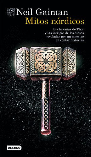 Mitos nordicos (Spanish Edition) [Gaiman] (Tapa Blanda)