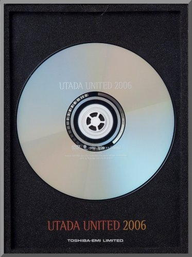 宇多田ヒカル UTADA UNITED 2006