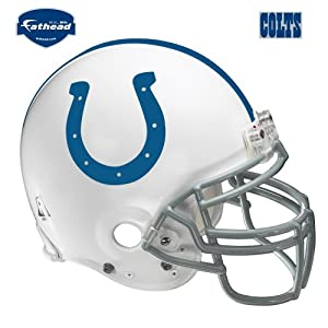 Fathead Indianapolis Colts Helmet Wall Decal by Fathead