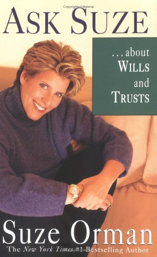 Ask Suze Financial Library, SUZE ORMAN