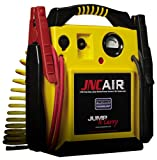 Jump-N-Carry JNCAIR 1700-Amp 12-Volt Jump Starter with Power Source and Air Compressor