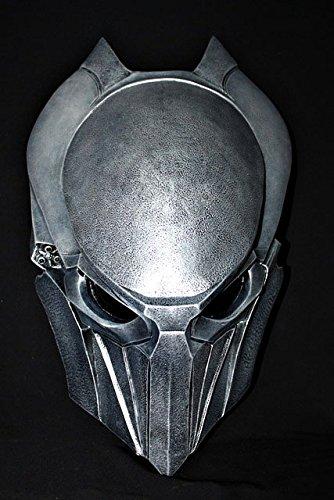 1:1 Full Scale Prop Replica Sideshow Falconer Predator AVP Scar Helmet Mask Home Decoration Wall hanging PD7