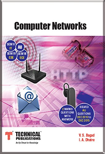 Computer Networks for ANNA University (IV-CSE,V-IT- 2013 course)