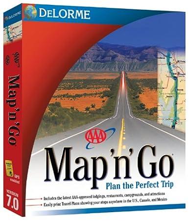 AAA Map N' Go 7.0