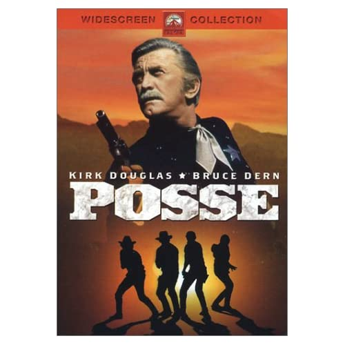 Posse (1975 film) Quentin Tarantino and Kirk Douglas show POSSE 1975 at SBIFF and
