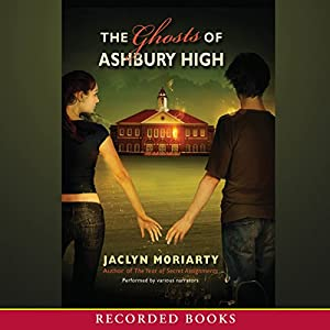 The Ghosts of Ashbury High Audiobook
