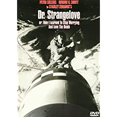 Dr Strangelove a B-52 Stratofortress Bomber Movie
