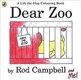 Rod Campbell Dear Zoo Colouring Book
