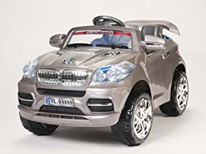 AUTOBAHN 12V ELECTRIC POWER SUV KIDS RIDE ON JEEP CAR MP3 Connection RC BIG WHEELS Remote Control 2 BATTERY 2 MOTORS
