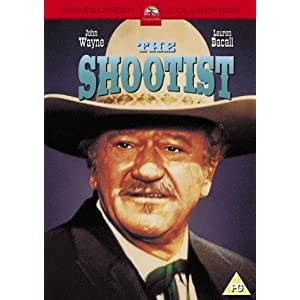 The Shootist [DVD] [1976]