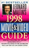Leonard Maltin's 1998 Movie & Video Guide: 1998 (0451192885) by Maltin, Leonard